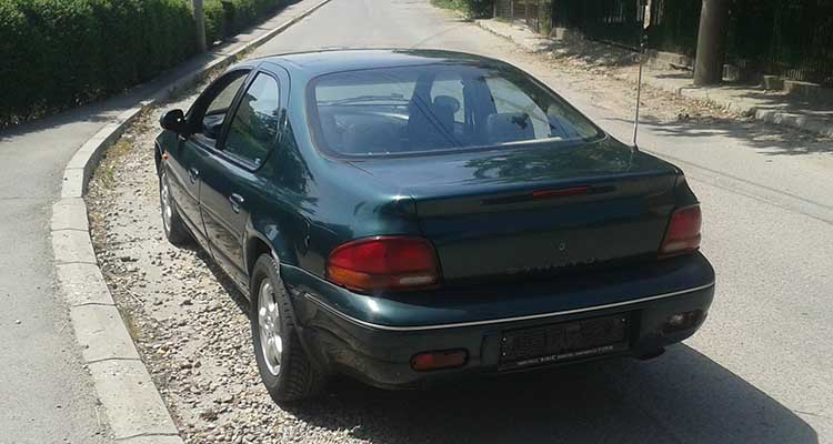 Chrysler Stratus 2.0 2001.