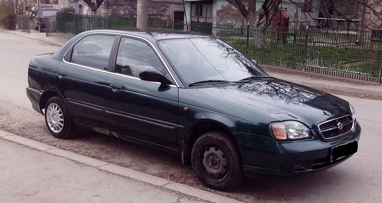 Otkupljeni polovni Suzuki Baleno 1.3 2000. iz Beograda