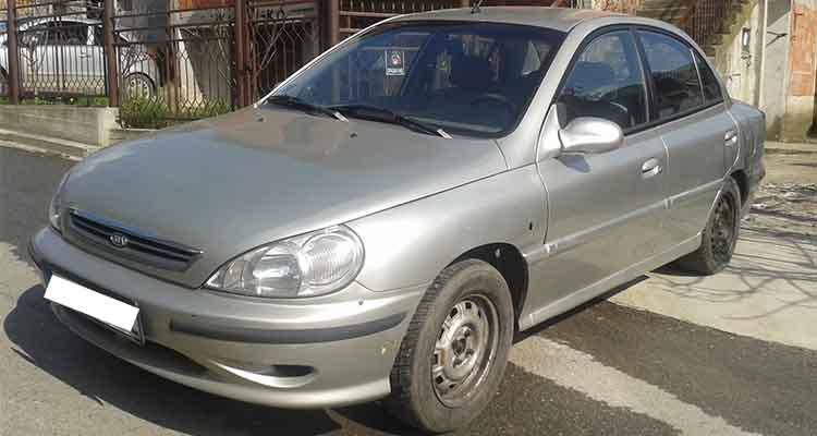 polovni automobil Kia Rio 1.3 2001.