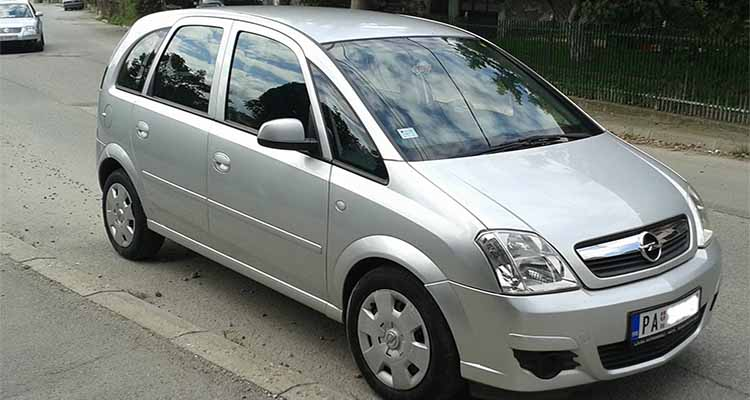 polovni Opel Meriva 1.7 cdti 2004.