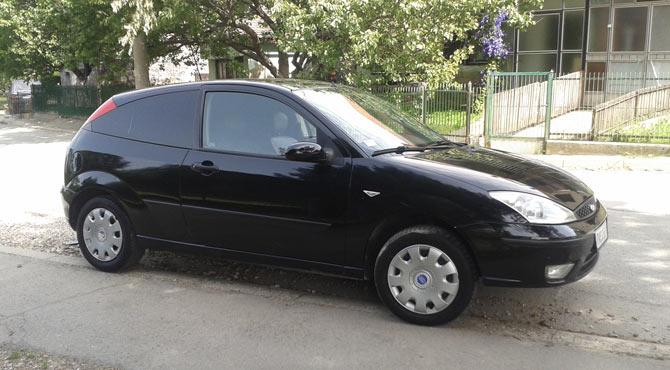 Polovni Ford Focus 1.8 2002. godište otkup polovnih automobila