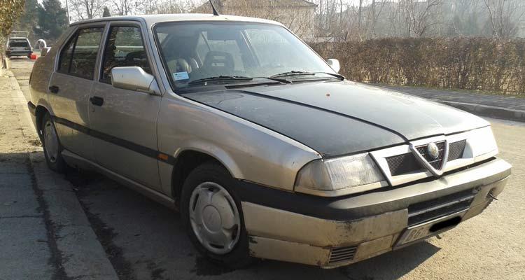 otkup polovnog alfa romeo 33 1991. iz Beograda
