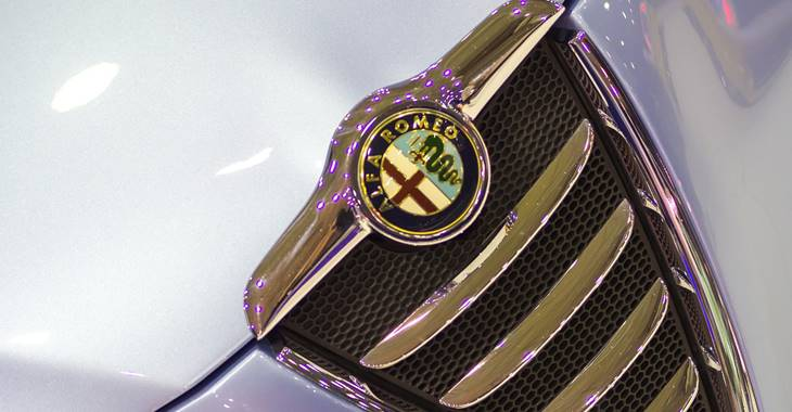 Logo Alfa Romeo automobila