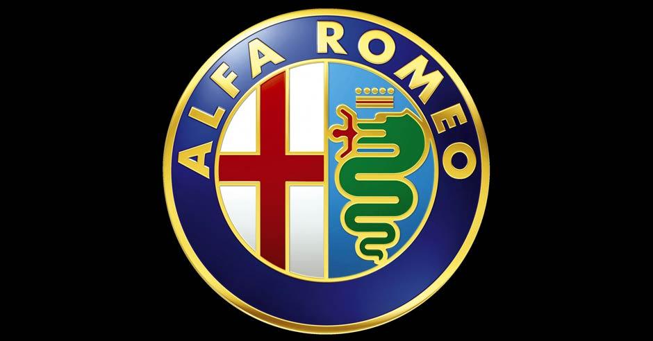 alfa romeo logotip
