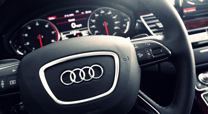 Audi volan i dinamični sistem upravljanja vozilom