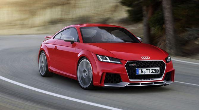 Audi TT RS 2016 sa 5 cilindara