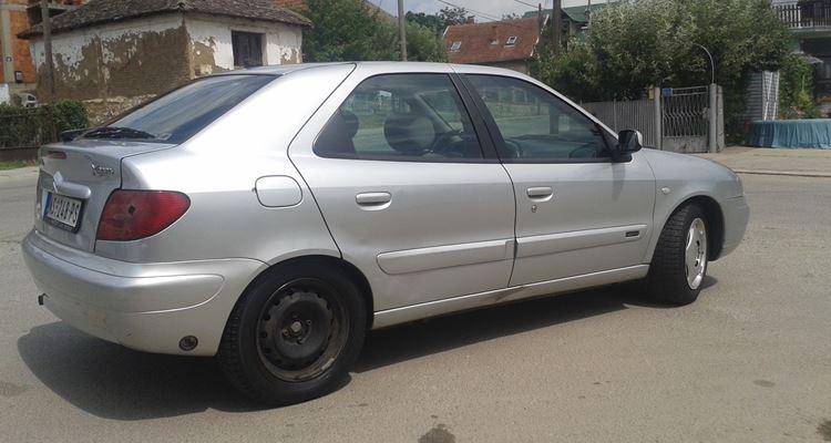 Citroen Xsara polovni automobil cena u Beogradu