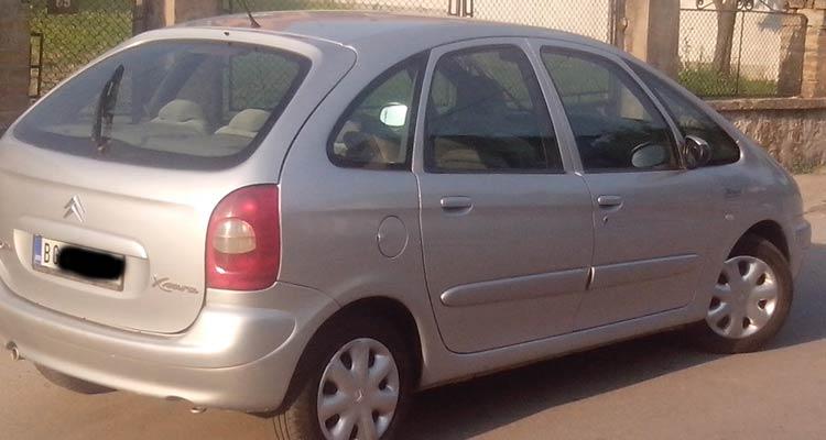 otkupljeni polovni automobil citroen xsara picasso 1.6 HDI 2001. godište
