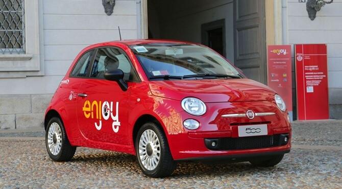 Krađa preko 100 Fiat 500 automobila u Rimu
