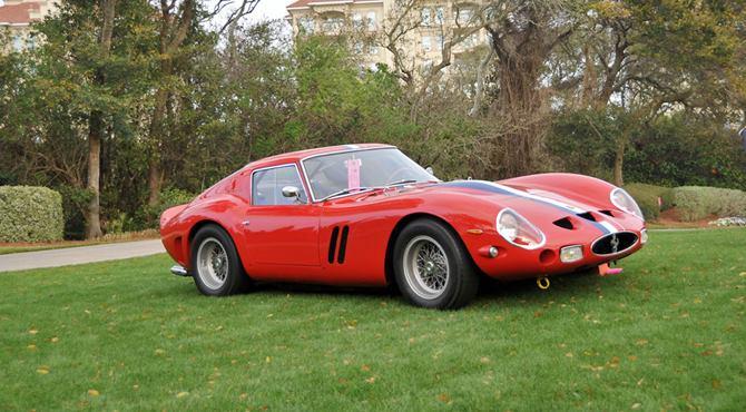 Ferrari 250 GTO Berlineta na aukciji cena 57 miliona dolara