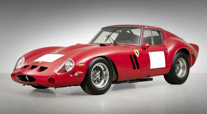 rekord od 38 miliona dolara za Ferrari 250 GTO iz 1962.