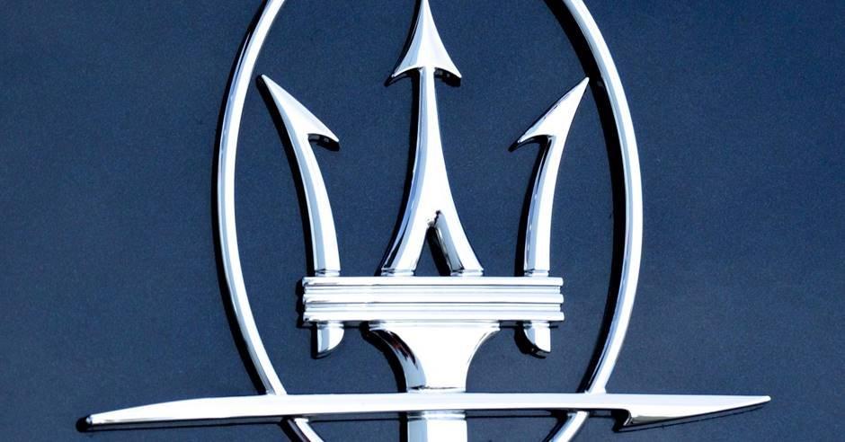 Logo Maserati kompanije