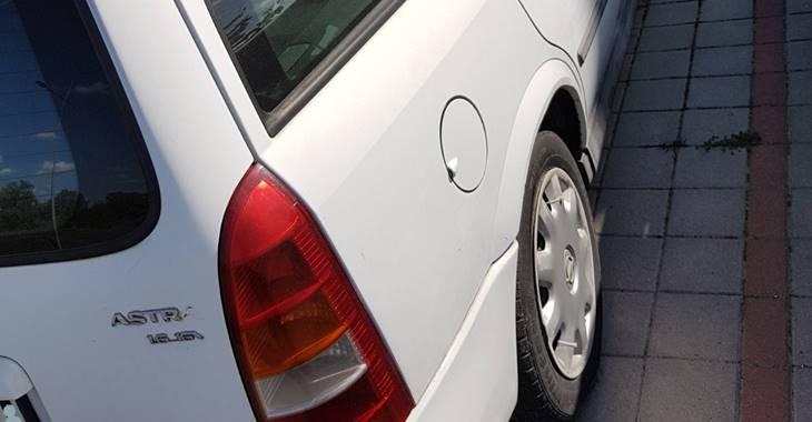 Polovni automobil Opel Astra G karavan verzija