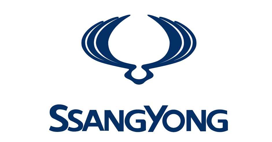 ssangyong logotip
