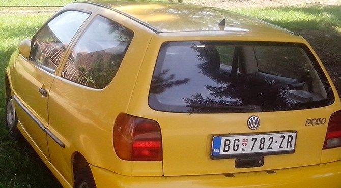 Cena polovnig benzinca VW Polo 1.4
