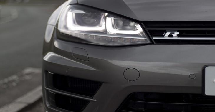 Volkswagen Golf prednji deo
