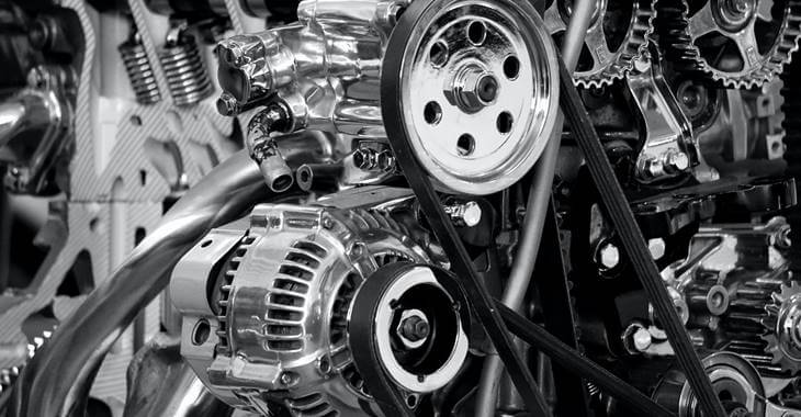 prikaz motora automobila