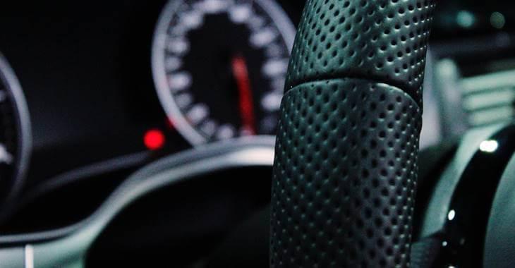 prikaz volana automobila