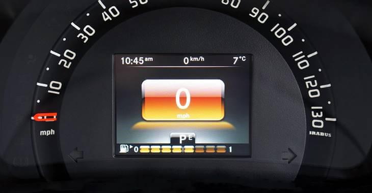 merač brzine automobila