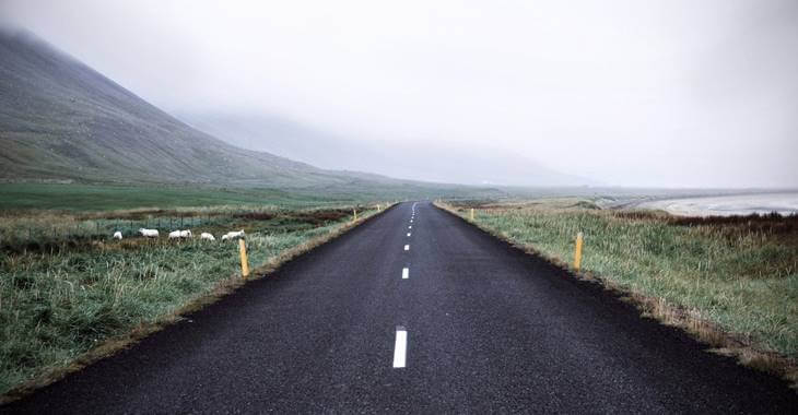 prikaz autoputa i prirode