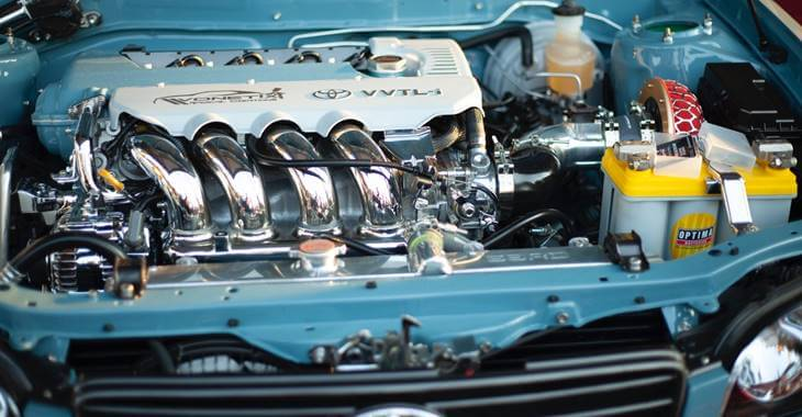 motor automobila Toyota