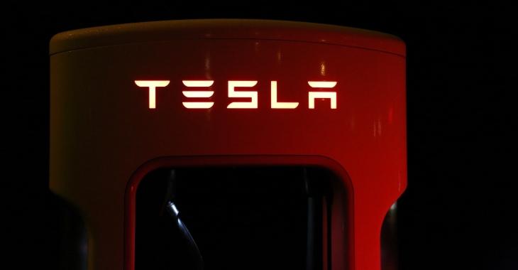 Logo automobila Tesla